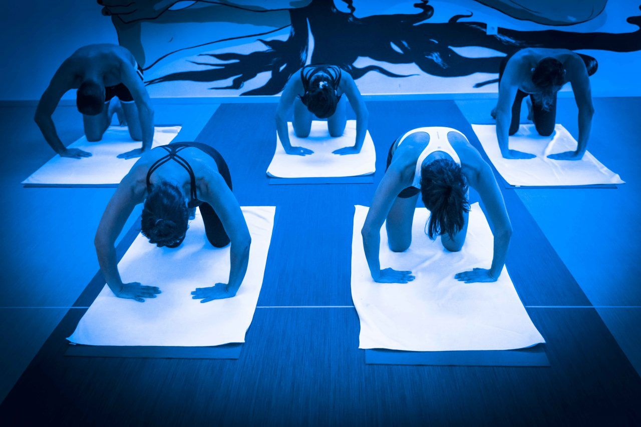 yoga hipopresivo