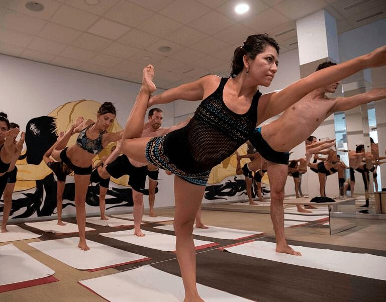 clases de yoga en madrid baratas