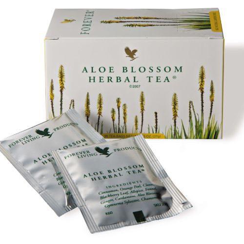 ALOE BLOSSOM HERBAL TEA  20,44€